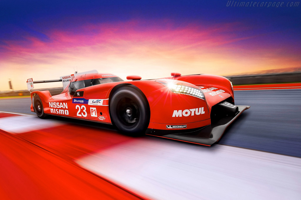Click here to open the Nissan GT-R LM Nismo gallery