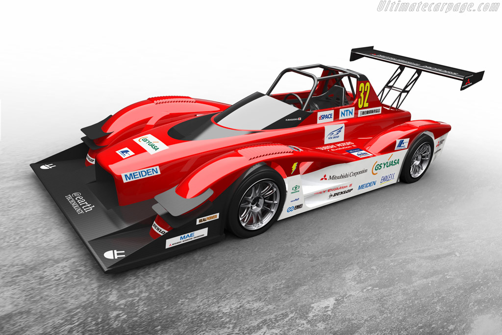 Click here to open the Mitsubishi MiEV Evolution III gallery