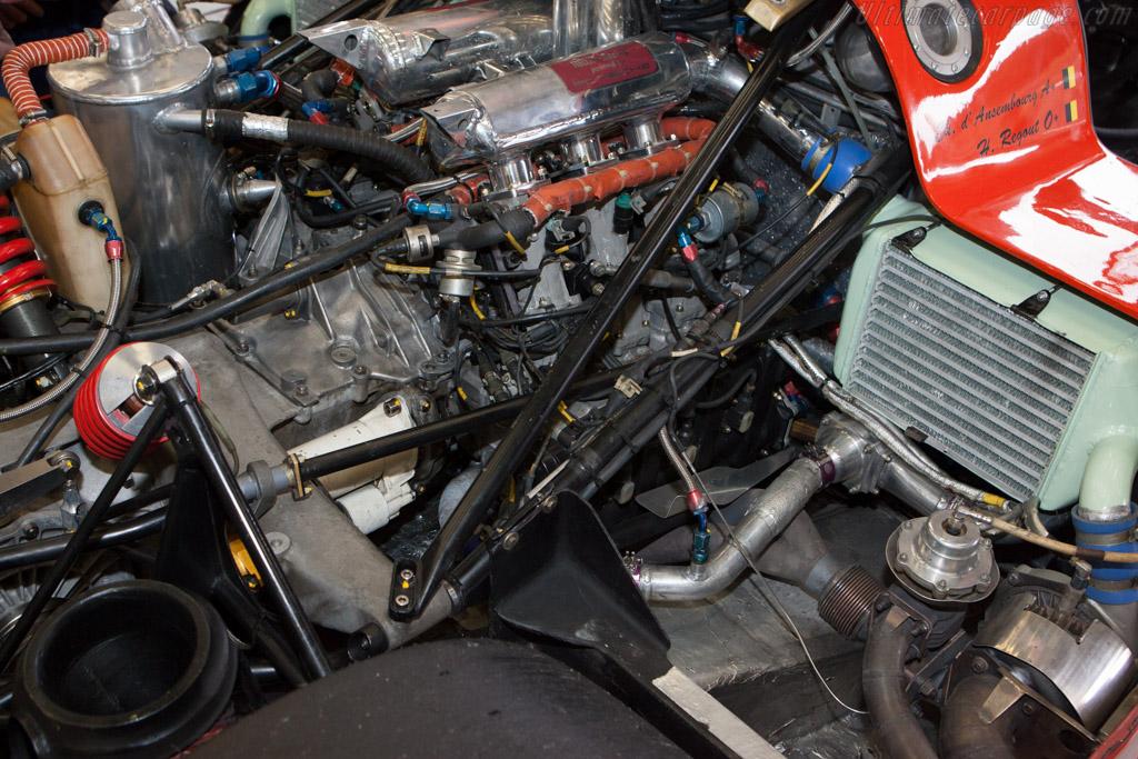 Porsche 962 BM - Chassis: 962-008BM   - 2011 Spa Classic