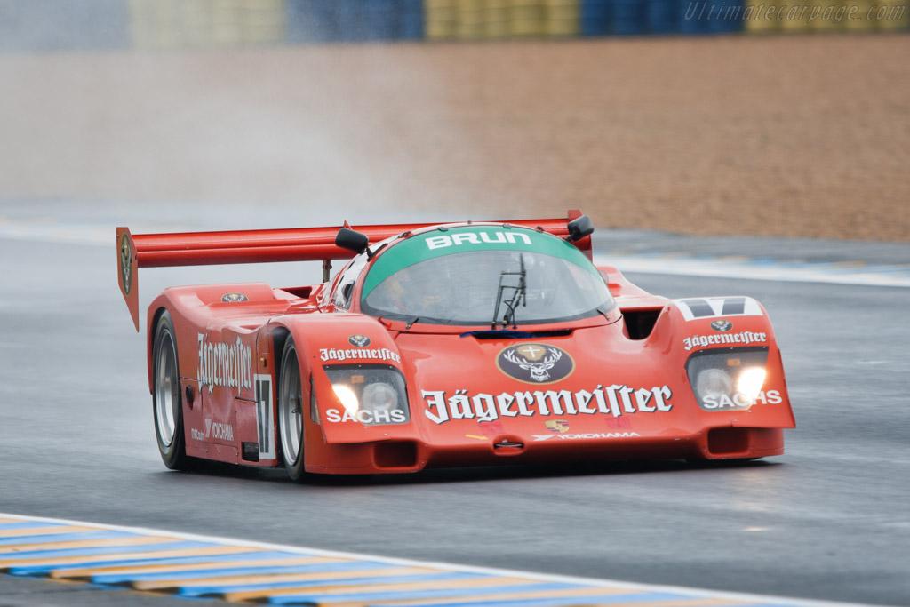 Porsche 962 BM - Chassis: 962-008BM   - 2012 24 Hours of Le Mans
