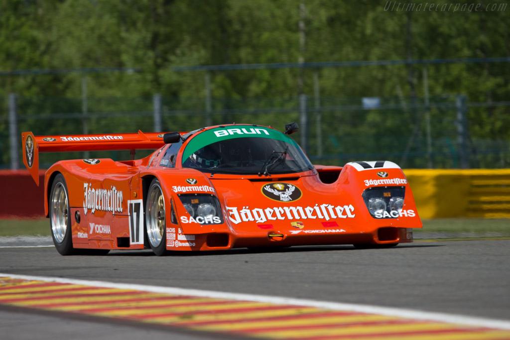 Porsche 962 BM - Chassis: 962-008BM   - 2014 Spa Classic