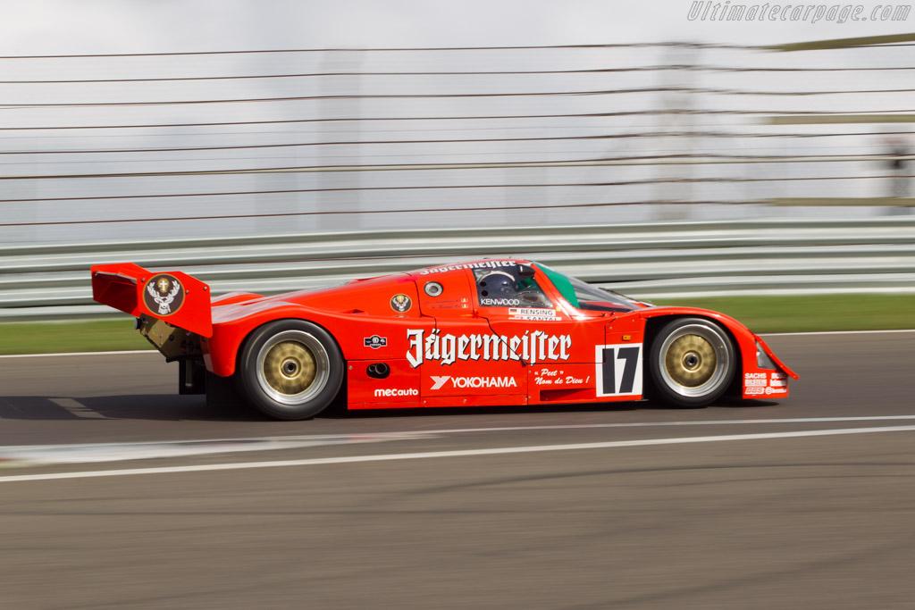 Porsche 962 BM - Chassis: 962-008BM   - 2014 Historic Grand Prix Zandvoort