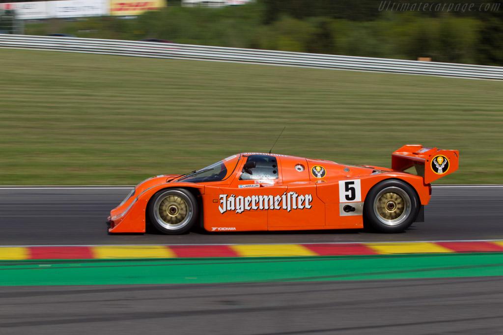 Porsche 962 BM - Chassis: 962-006BM   - 2014 Spa Classic