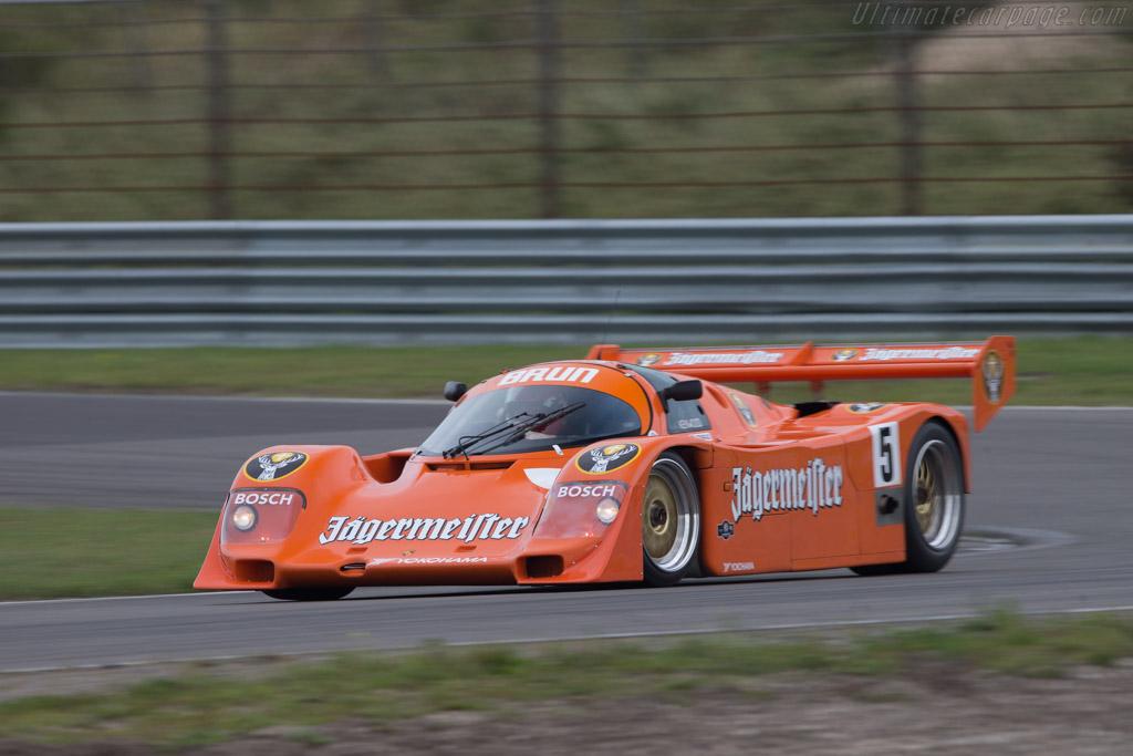 Porsche 962 BM - Chassis: 962-006BM   - 2014 Historic Grand Prix Zandvoort