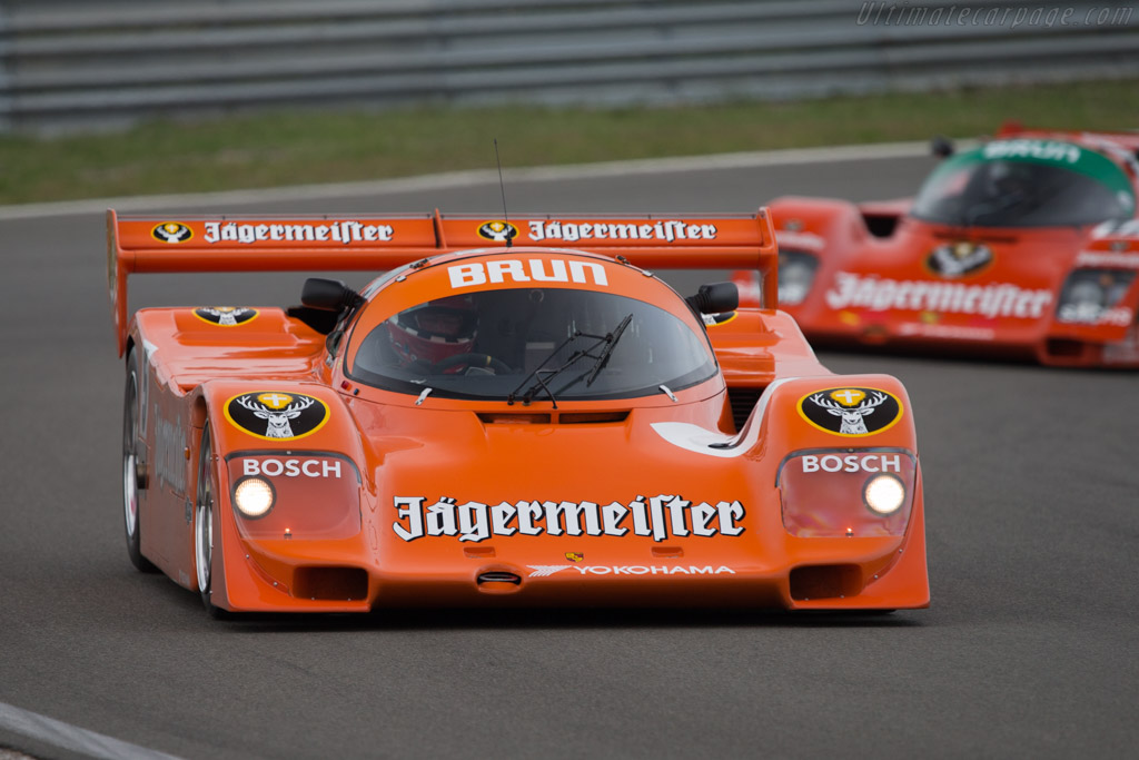 Click here to open the Porsche 962 BM gallery