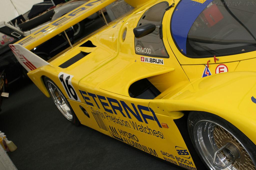 Porsche 962 BM - Chassis: 962-004BM   - 2005 Silverstone Classic