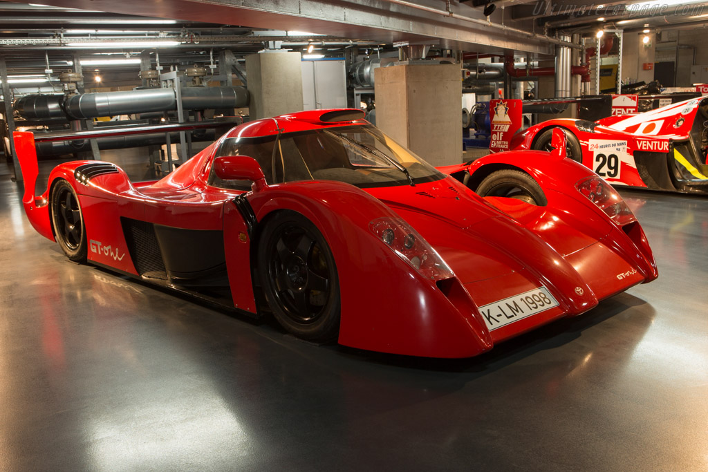 Car With Road >> Toyota GT-One Road Car - Chassis: LM803 - Toyota Motorsport visit