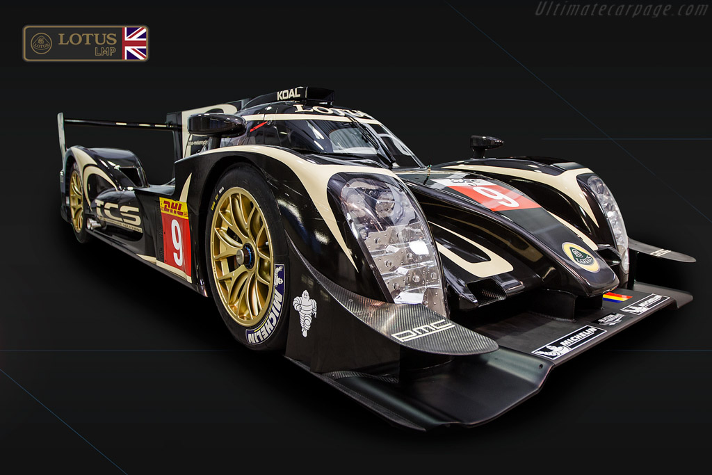 Click here to open the Lotus P1/01 gallery