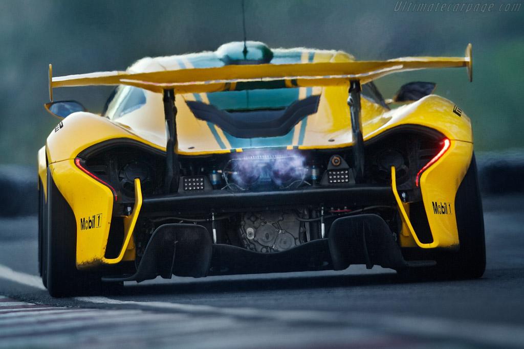 McLaren P1 GTR