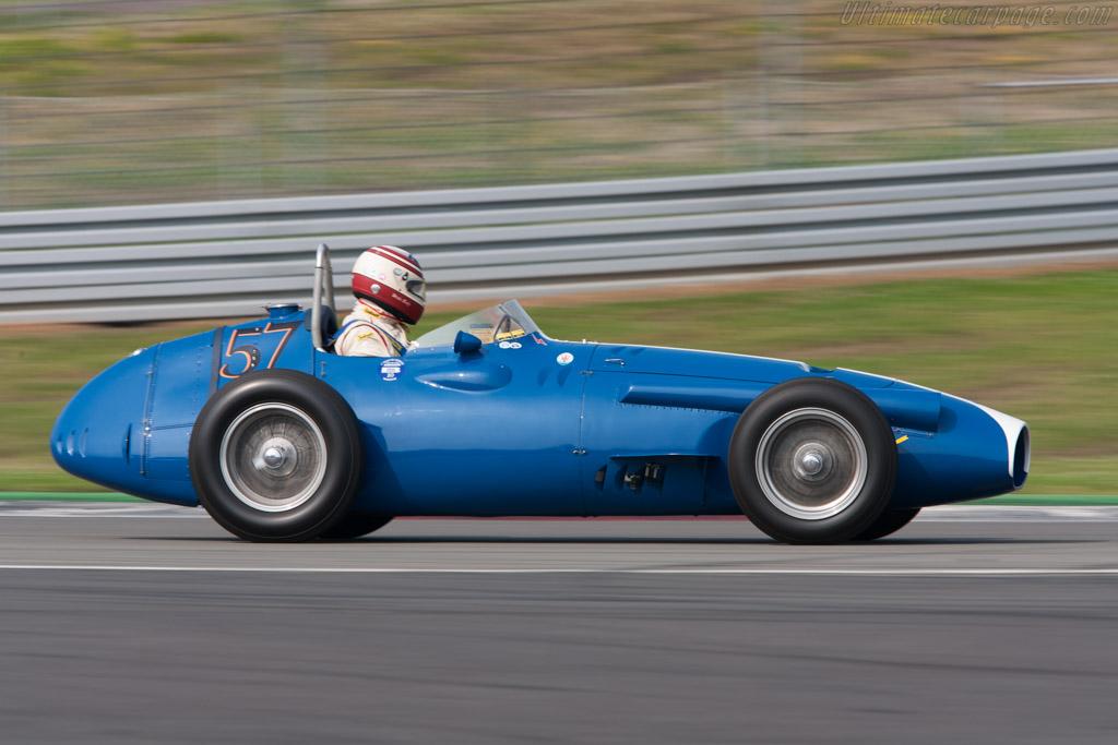 Maserati 250F T3 'Piccolo' - Chassis: 2534   - 2009 Modena Trackdays