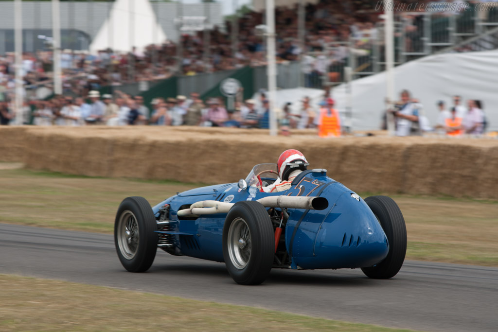 Maserati 250F T3 'Piccolo' - Chassis: 2534   - 2009 Goodwood Festival of Speed