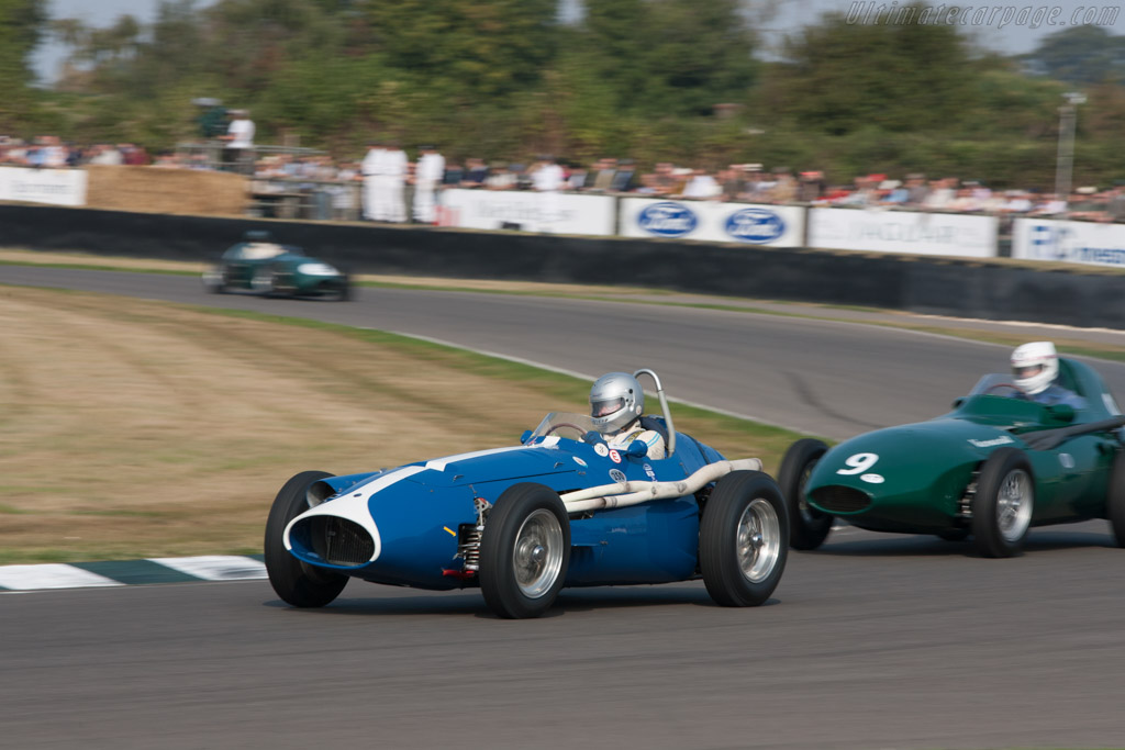Maserati 250F T3 'Piccolo' - Chassis: 2534   - 2009 Goodwood Revival