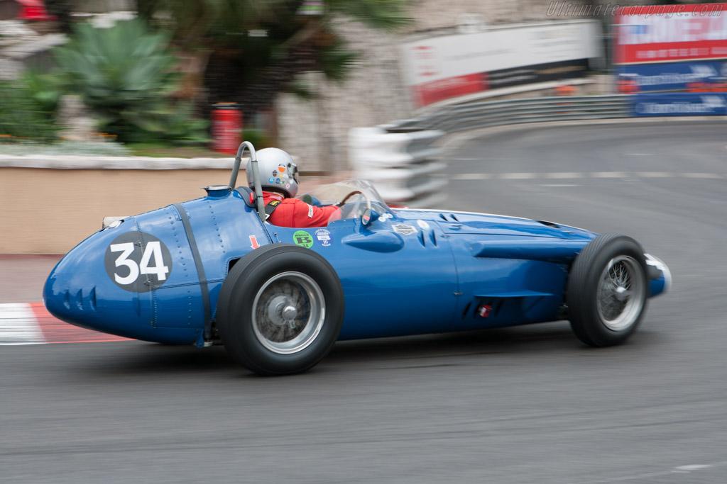 Maserati 250F T3 'Piccolo' - Chassis: 2534   - 2010 Monaco Historic Grand Prix