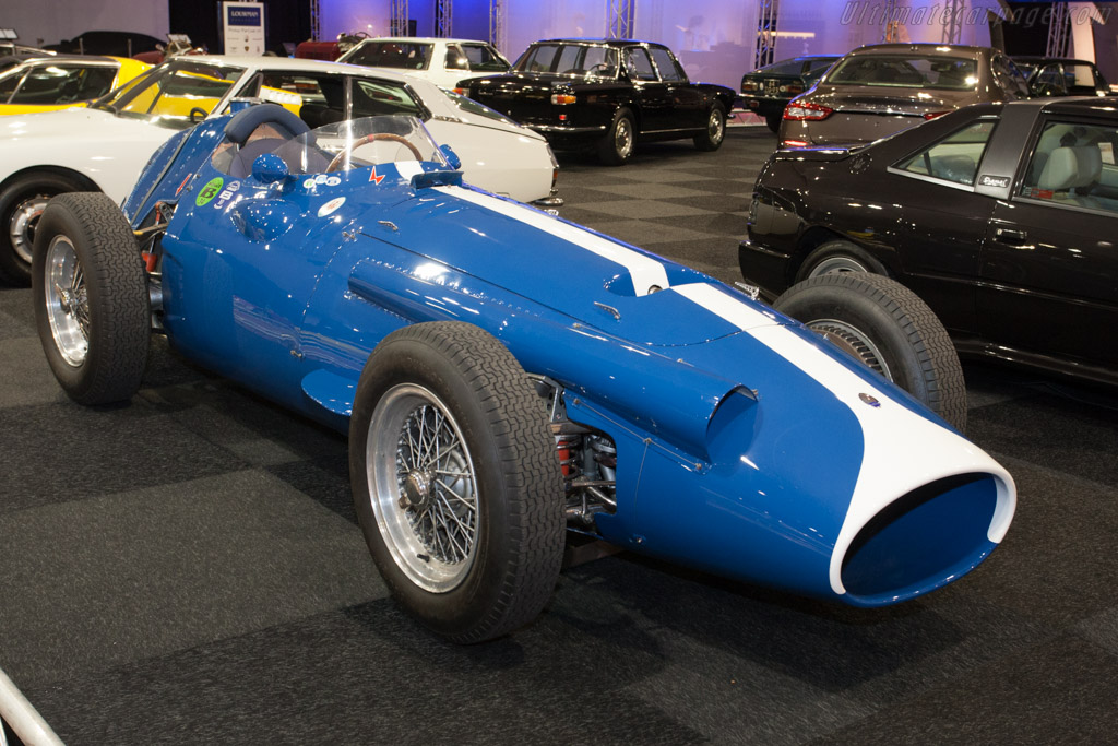 Maserati 250F T3 'Piccolo' - Chassis: 2534   - 2014 Interclassics and Topmobiel