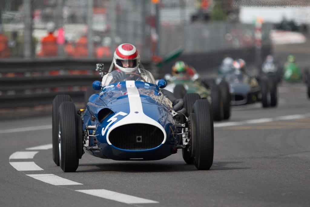 Maserati 250F T3 'Piccolo' - Chassis: 2534   - 2014 Monaco Historic Grand Prix