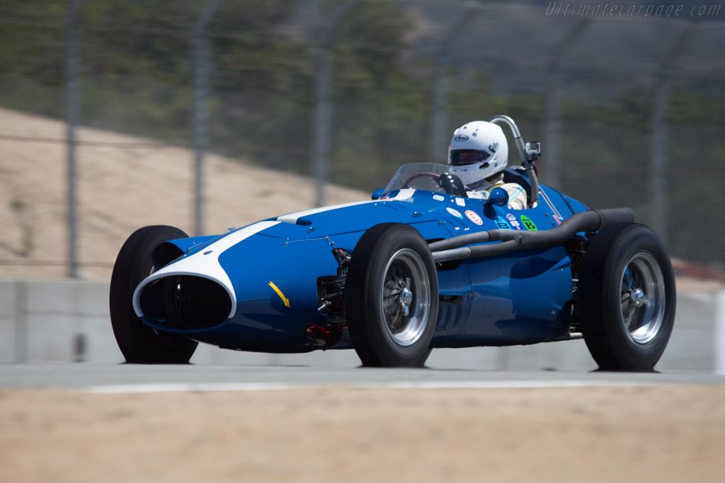 Maserati 250F T3 'Piccolo' - Chassis: 2534   - 2014 Monterey Motorsports Reunion