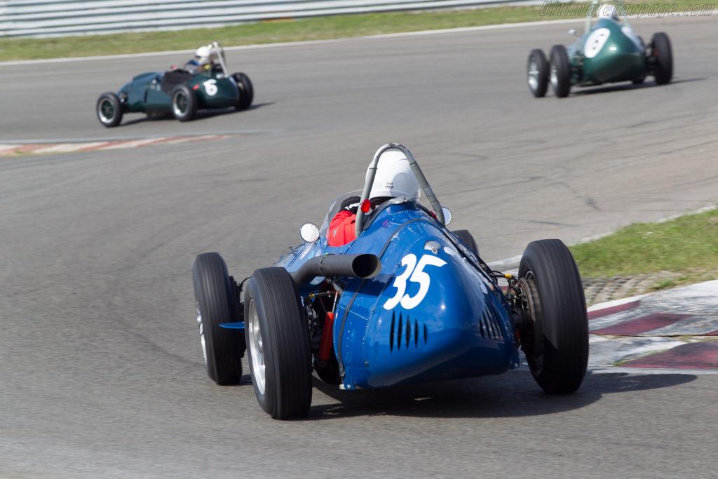 Maserati 250F T3 'Piccolo' - Chassis: 2534   - 2014 Historic Grand Prix Zandvoort
