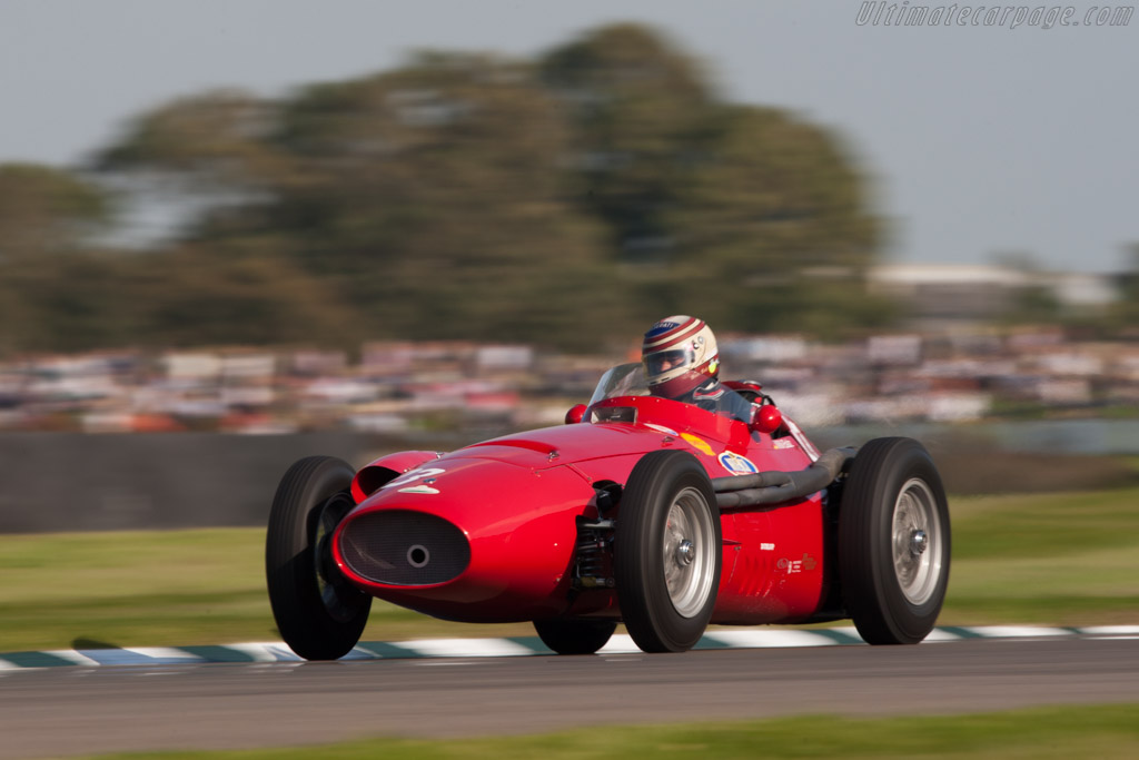 Maserati 250F T3 'Piccolo' - Chassis: 2533   - 2011 Goodwood Revival