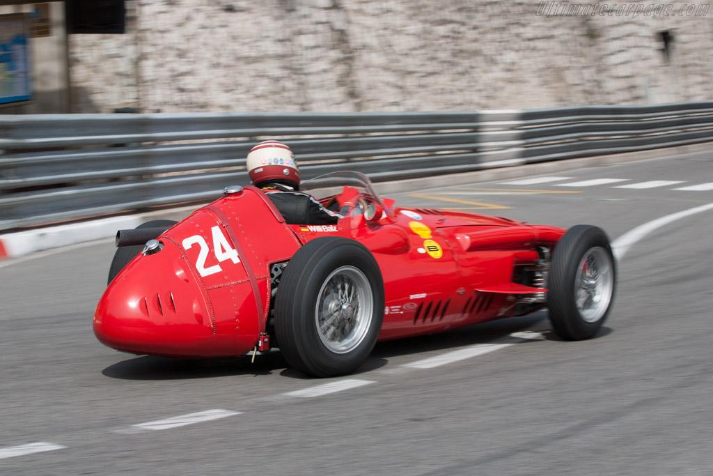 Maserati 250F T3 'Piccolo' - Chassis: 2533   - 2012 Monaco Historic Grand Prix