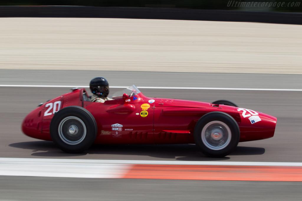 Maserati 250F T3 'Piccolo' - Chassis: 2533   - 2014 Grand Prix de l'Age d'Or