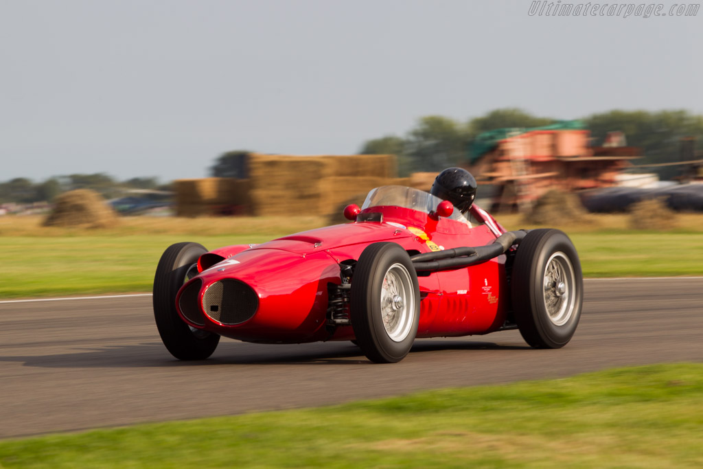 1958 Maserati 250f T3 Piccolo Images Specifications
