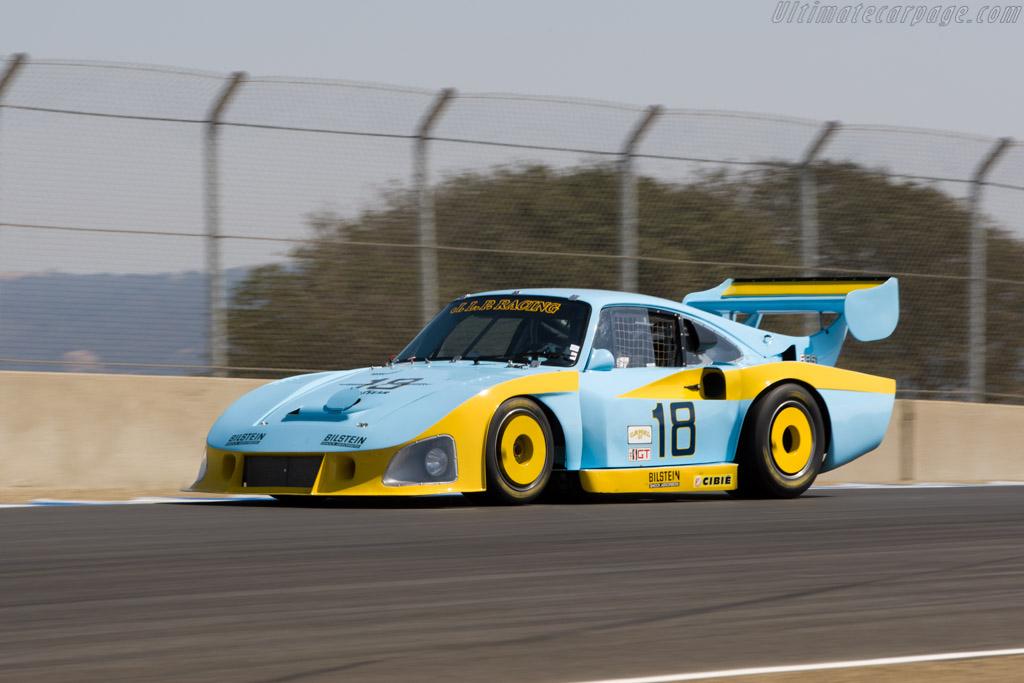 Porsche 935 JLP-3 - Chassis: JLP-3   - 2008 Monterey Historic Automobile Races
