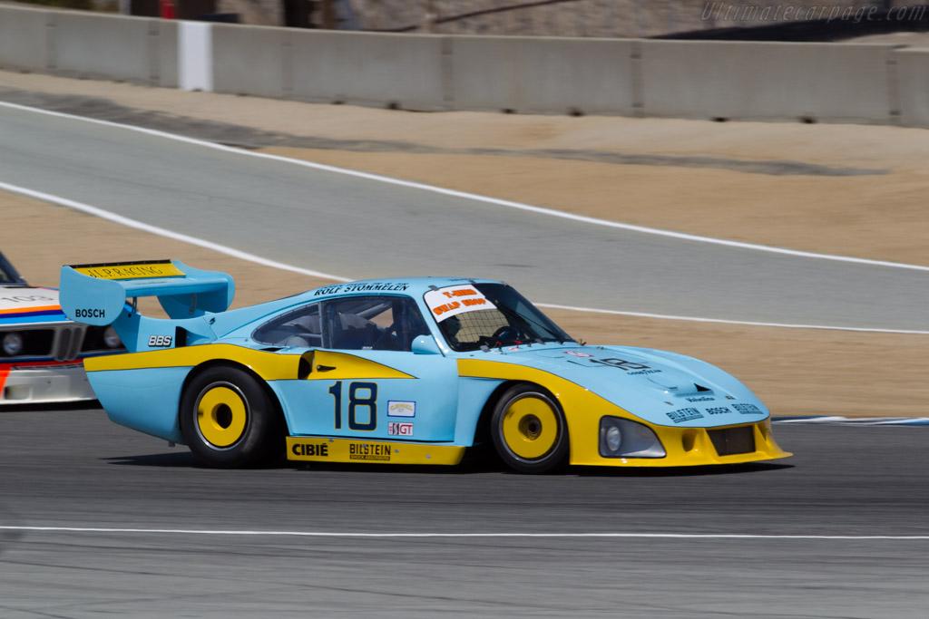 Porsche 935 JLP-3 - Chassis: JLP-3 - 2015 Monterey ...