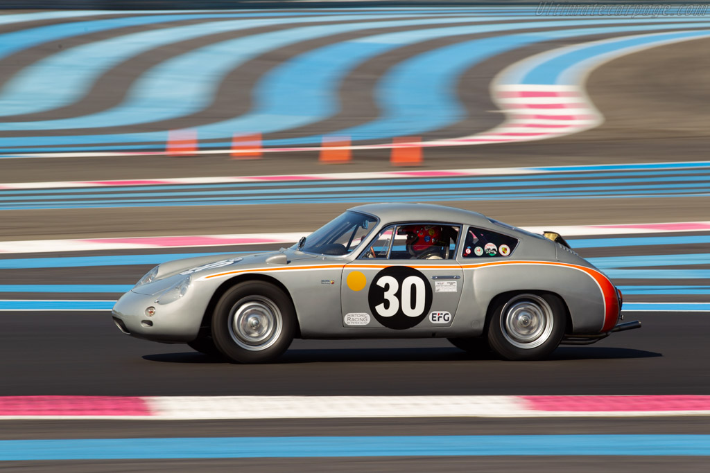 Porsche 356 B Abarth GTL - Chassis: 1010  - 2020 Dix Mille Tours