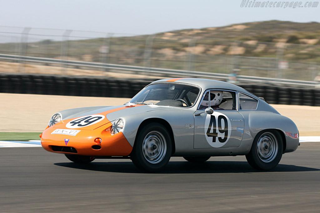 Porsche 356 B Abarth GTL - Chassis: 1016   - 2006 Monterey Historic Automobile Races