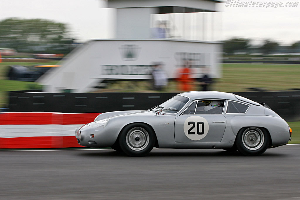 Porsche 356 B Abarth GTL - Chassis: 1007   - 2006 Goodwood Revival