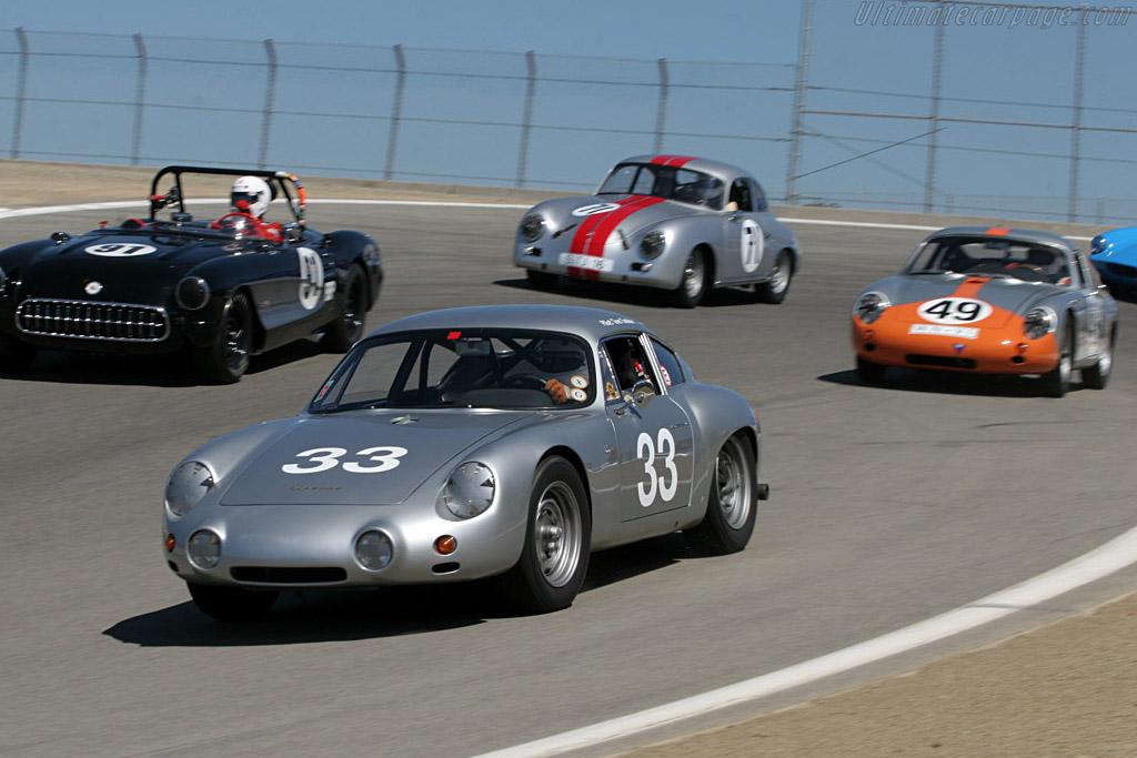 Porsche 356 B Abarth GTL - Chassis: 1006   - 2005 Monterey Historic Automobile Races