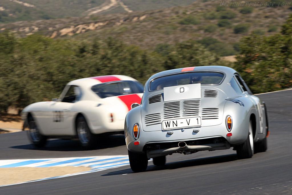 Porsche 356B Abarth GTL - Chassis: 1016   - 2008 Monterey Historic Automobile Races
