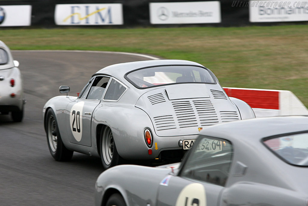 Porsche 356B Abarth GTL - Chassis: 1007   - 2006 Goodwood Revival