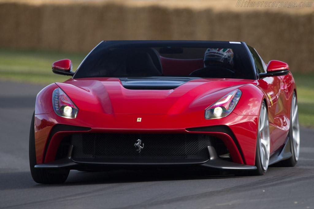 Ferrari F12 TRS - Chassis: 200840   - 2014 Goodwood Festival of Speed