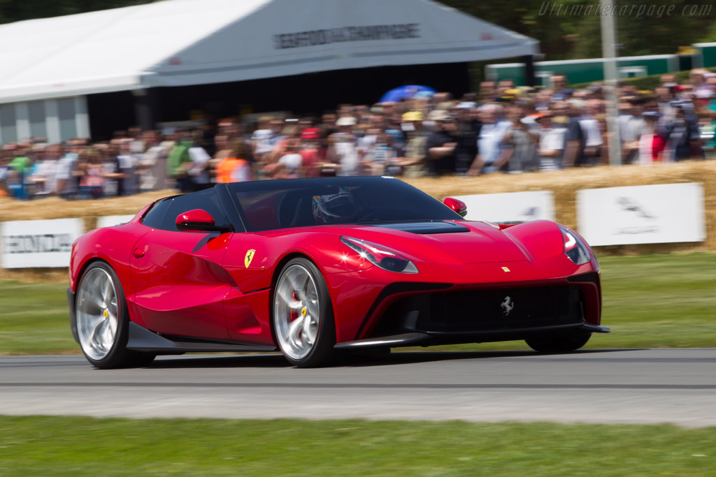 Ferrari F12 TRS - Chassis: 200840   - 2014 Goodwood Festival of Speed