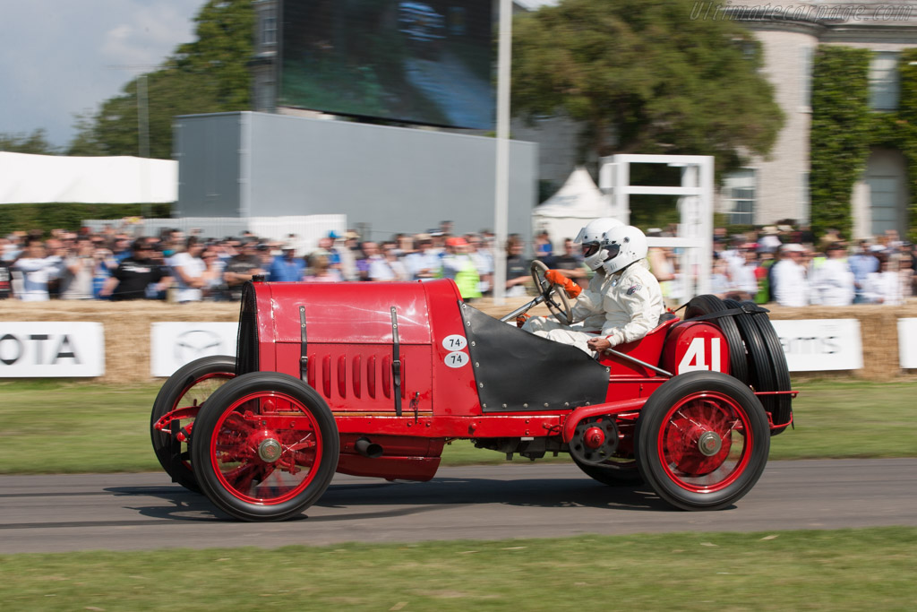 Fiat S.74 - Chassis: 1   - 2011 Goodwood Festival of Speed