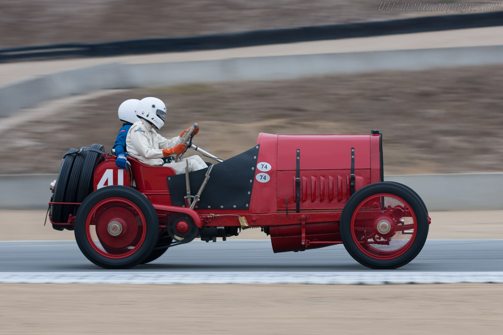 Fiat S.74 - Chassis: 1   - 2011 Monterey Motorsports Reunion