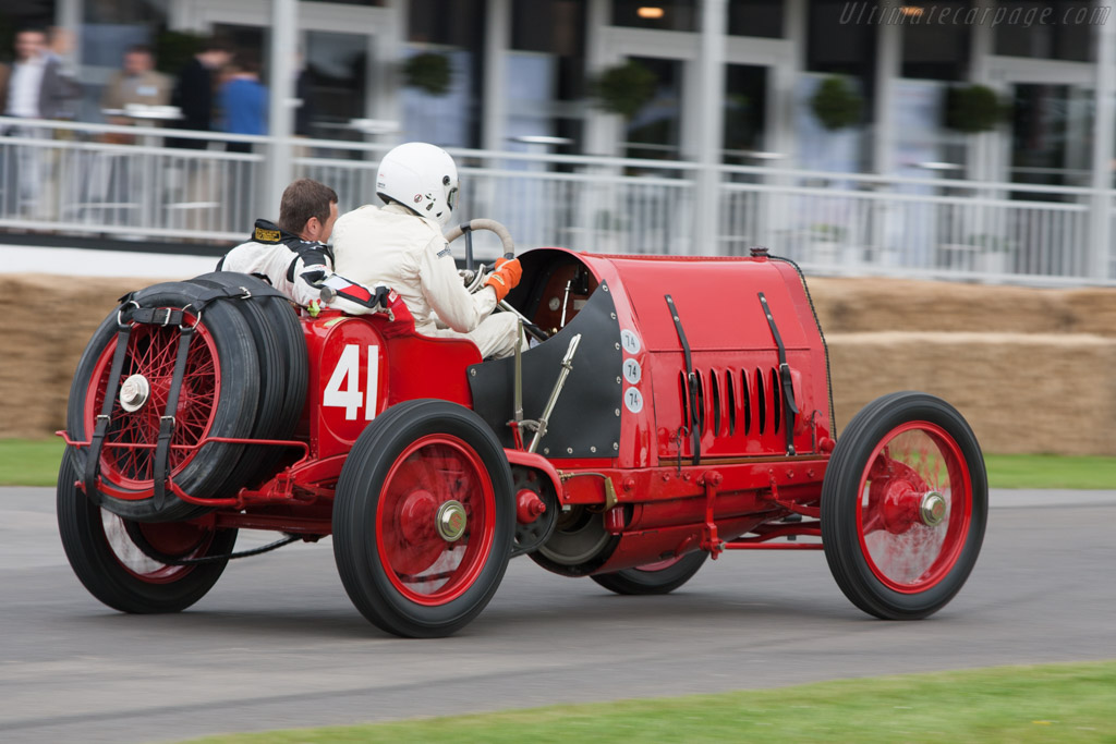 Fiat S.74 - Chassis: 1   - 2012 Goodwood Festival of Speed