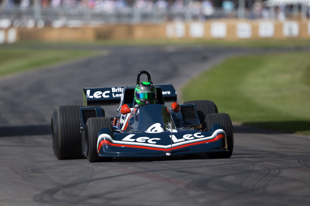 Lec CRP1 Cosworth - Chassis: CRP1-77-002   - 2015 Goodwood Festival of Speed