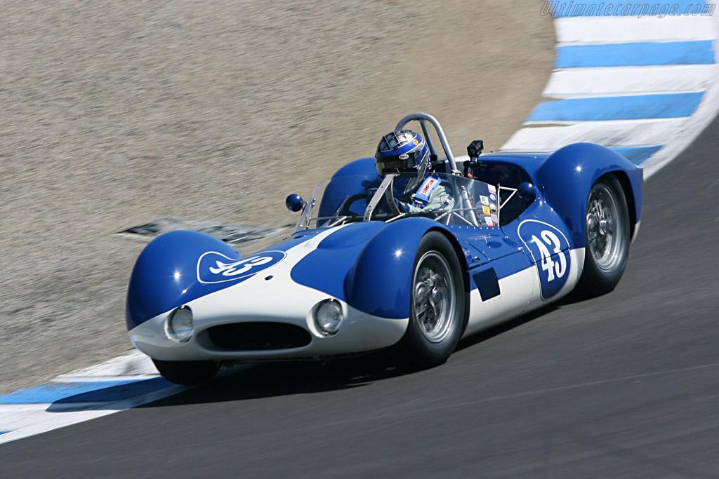 Maserati Tipo 60 Birdcage - Chassis: 2465   - 2006 Monterey Historic Automobile Races