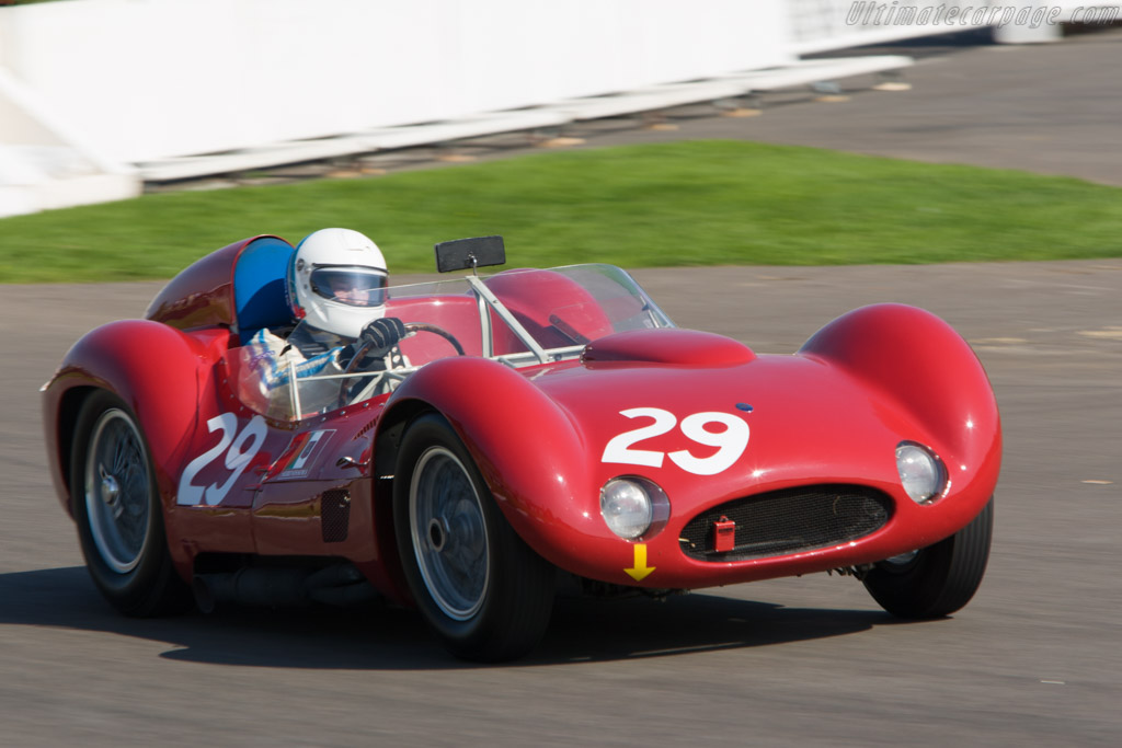 Maserati Tipo 60 Birdcage - Chassis: 2466   - 2008 Goodwood Revival