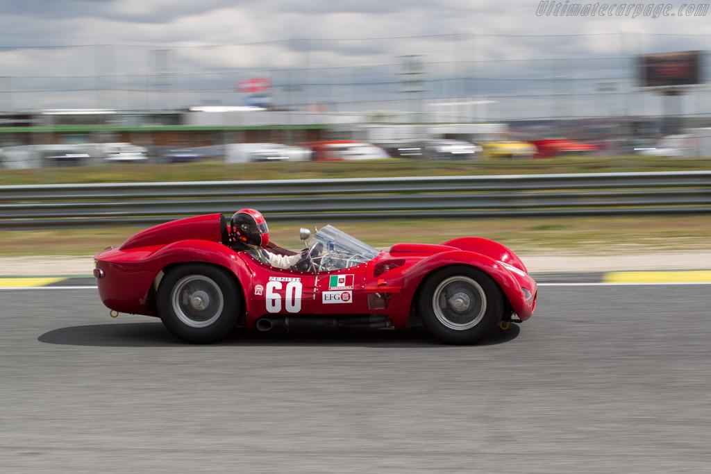Maserati Tipo 60 Birdcage - Chassis: 2466   - 2016 Jarama Classic