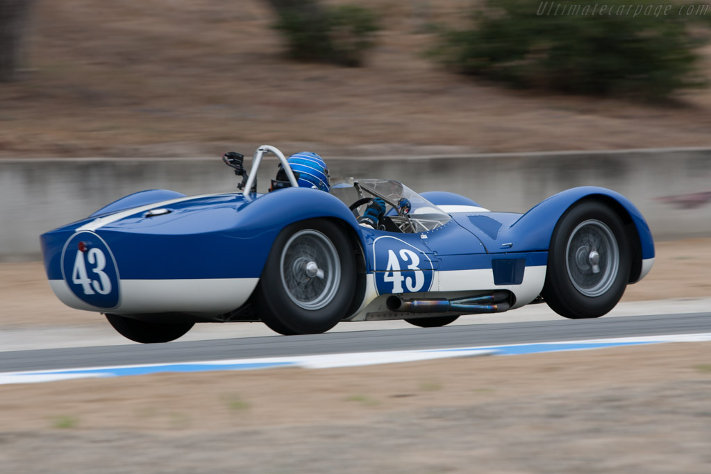 Maserati Tipo 60 Birdcage - Chassis: 2465   - 2010 Monterey Motorsports Reunion