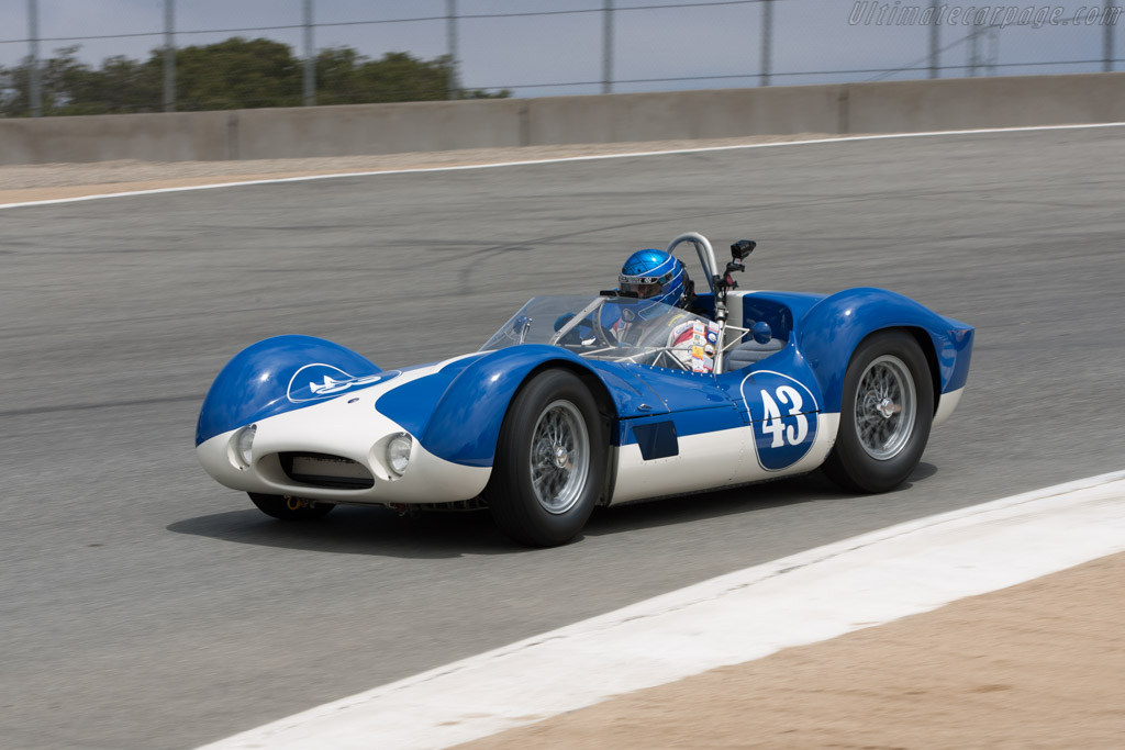 Maserati Tipo 60 Birdcage - Chassis: 2465   - 2010 Monterey Motorsports Reunion