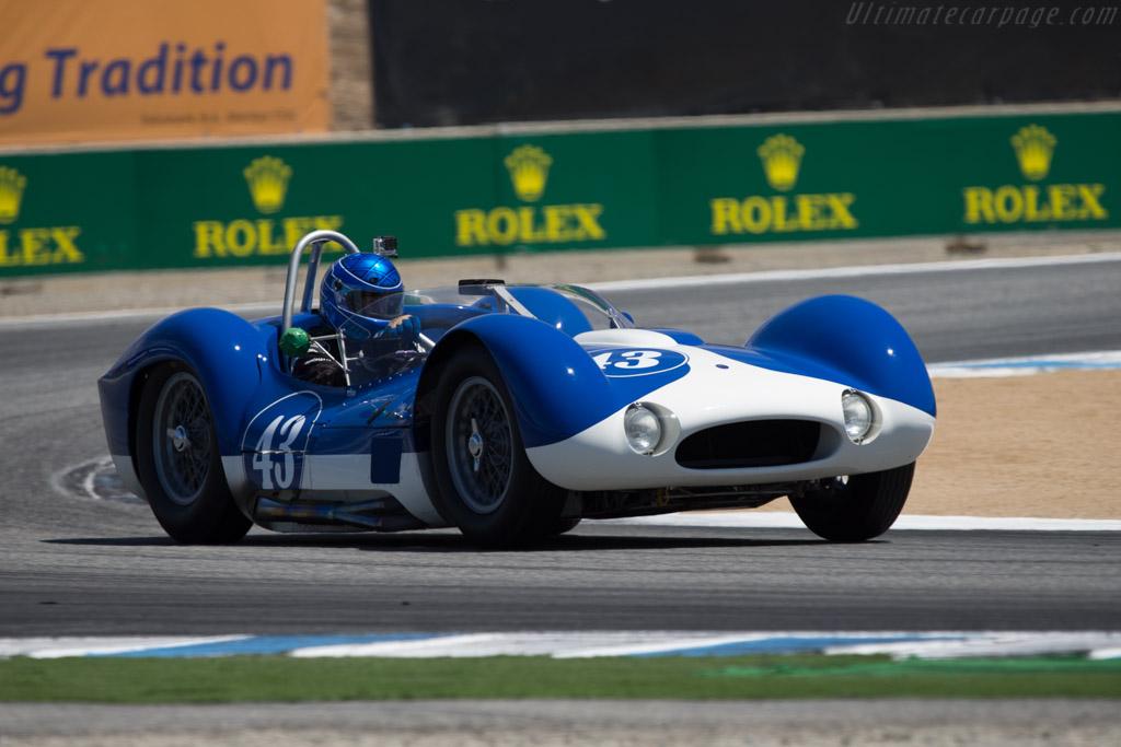 Maserati Tipo 60 Birdcage - Chassis: 2465   - 2014 Monterey Motorsports Reunion