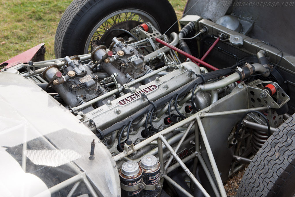 Maserati Tipo 60 Birdcage - Chassis: 2460   - 2010 Goodwood Preview