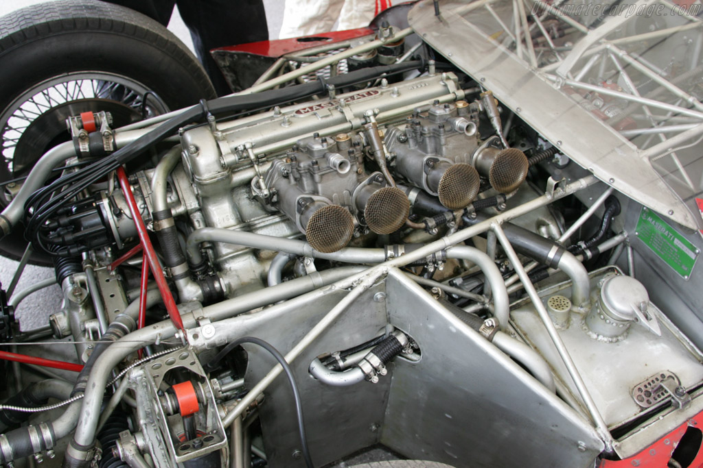 Maserati Tipo 60 Birdcage - Chassis: 2460   - 2010 Goodwood Festival of Speed