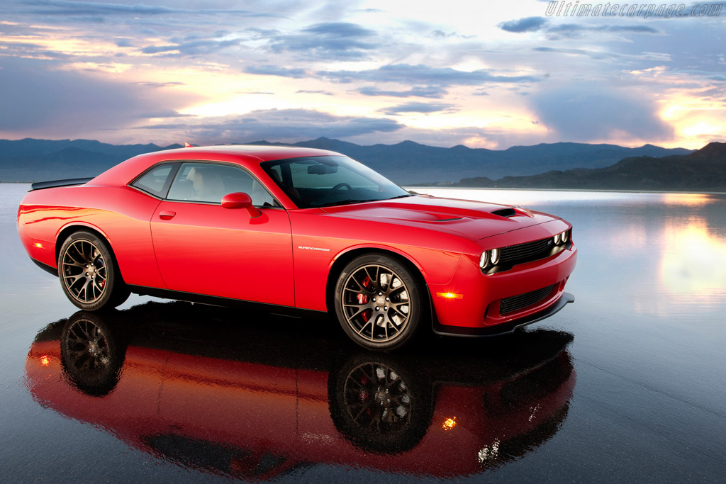 2014 Dodge Challenger Srt Hellcat Images Specifications And Information