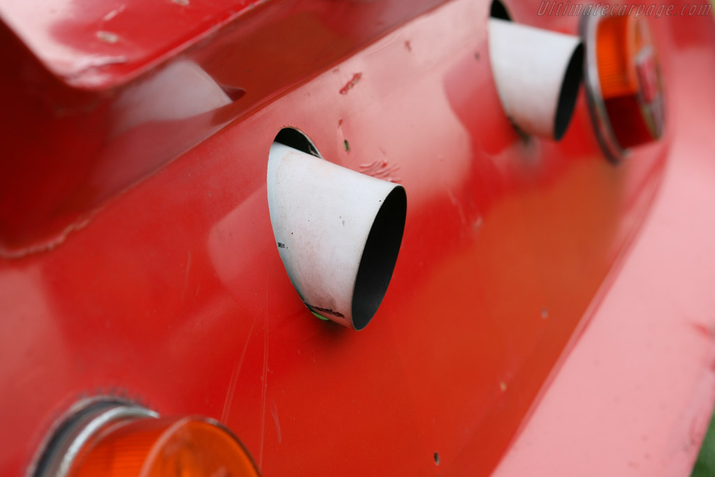 DeTomaso P70 - Chassis: 001   - 2006 The Quail, a Motorsports Gathering