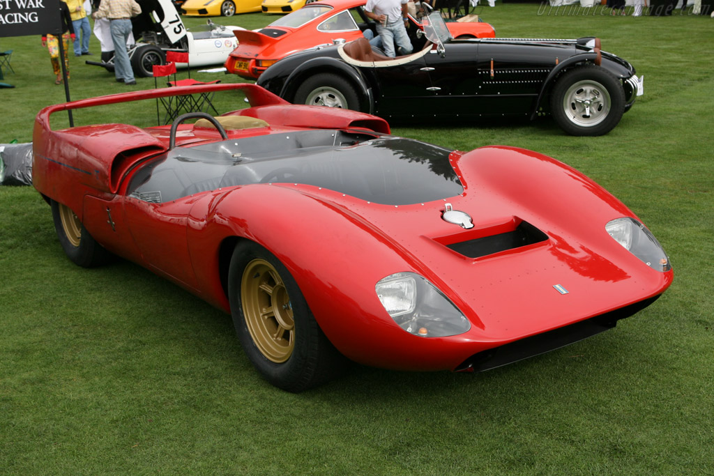 DeTomaso P70 - Chassis: 001   - 2006 The Quail, a Motorsports Gathering